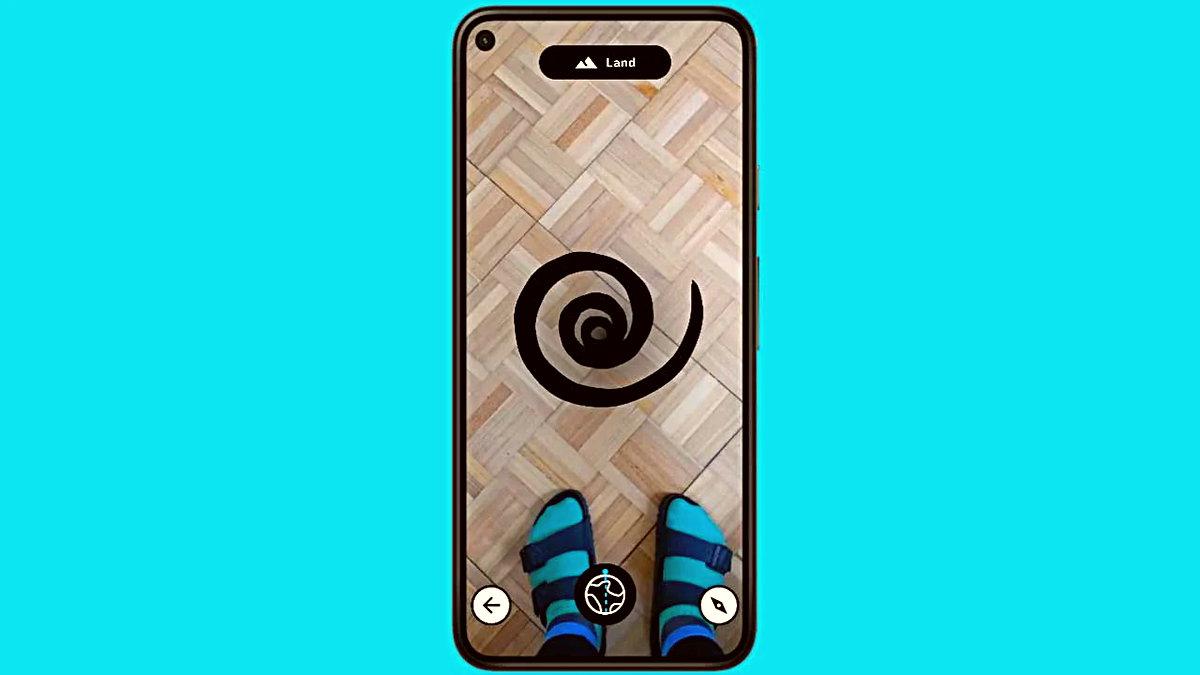 """Google, deneysel aşamada olan yeni artırılmış gerçeklik aracı """"Floom""""u kullanıcıların hizmetine sundu. Telefon ya da tabletin kamerası ile bir zemine tünel açan Floom, geoit şekle sahip olan gezegenimizin diğer tarafında nerenin olduğunun görülebilmesini sağlıyor."""