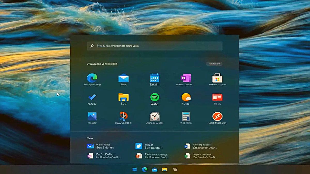 Windows 10X işletim sisteminin bu yılın ikinci çeyreğinde piyasaya sunulması bekleniyor.