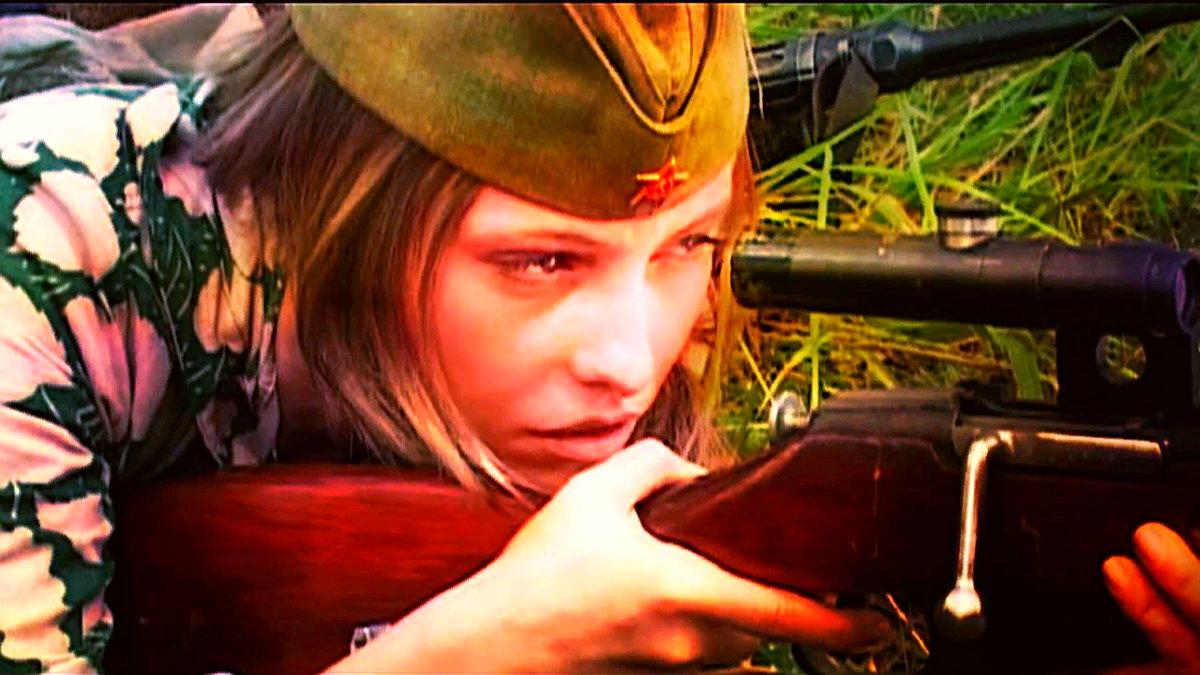 Oyun kazanıldığında bazı oyuncuların karşısına çıkan ve normalinden farklı olan oyun sonu animasyonunda İkinci Dünya Savaşından bir silaha ve kıyafete sahip olan bir keskin nişancı görülüyor.